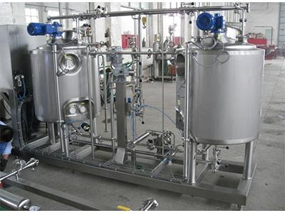 公司生产的卵磷脂添加系统